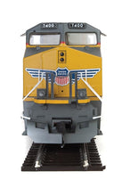 Load image into Gallery viewer, Walthers HO ES44 Gevo Union Pacific(R) #7400 Breast Cancer Awareness-ESU LokSound equipped