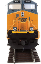 Load image into Gallery viewer, HO Walthers Mainline GE ES44AH DCC CSX #959 - ESU(R) Sound and DCC