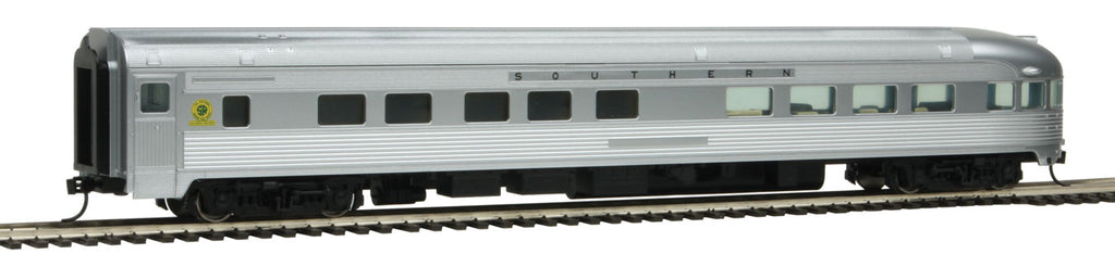Walthers Mainline HO Southern Railway (silver) 85' Budd Observation - Ready to Run