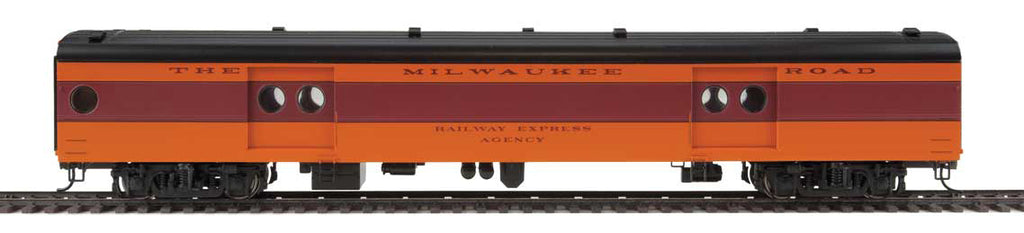 Walthers Proto 75' Milwaukee Road Express Car