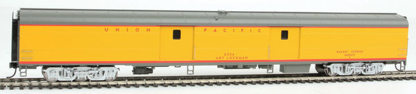 Walthers Proto Union Pacific Heritage Fleet #6334 Art Lockman Baggage Car 920-9201