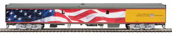 Walthers Proto Union Pacific Heritage Fleet #5769 American Flag Baggage 920-9200