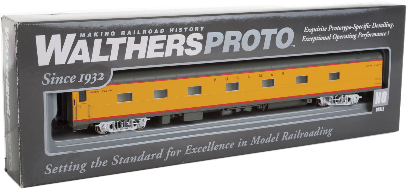 Walthers Proto 85' Pullman-Standard Ocean Series 5-2-2 Sleeper Union Pacific City of Los Angeles