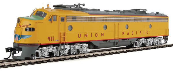 Walthers Proto HO EMD E9 A-B Set Union Pacific #911, 911B with LokSound 5
