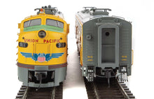 Load image into Gallery viewer, Walthers Proto HO EMD E9 A-B Set Union Pacific #911, 911B with LokSound 5