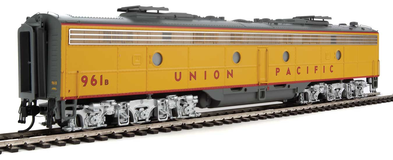 Walthers Proto HO EMD E9 A-B Set Union Pacific #961, 961B with LokSound 5
