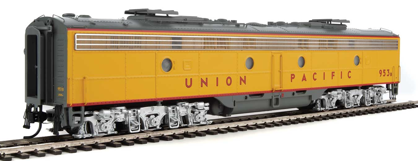 Walthers Proto HO EMD E9 A-B Set Union Pacific #953, 953B DCC Ready