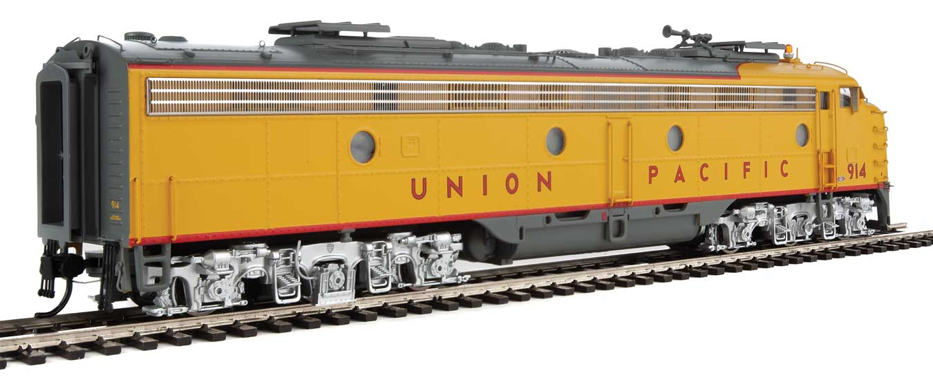 Walthers Proto HO EMD E9A Union Pacific 914 DCC Ready