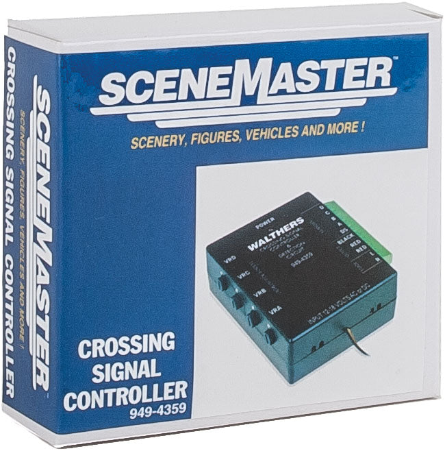 Walthers SceneMaster Grade Crossing Signal Controller