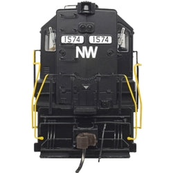 Atlas HO SD35 HIGH HOOD GOLD NORFOLK & WESTERN #1502