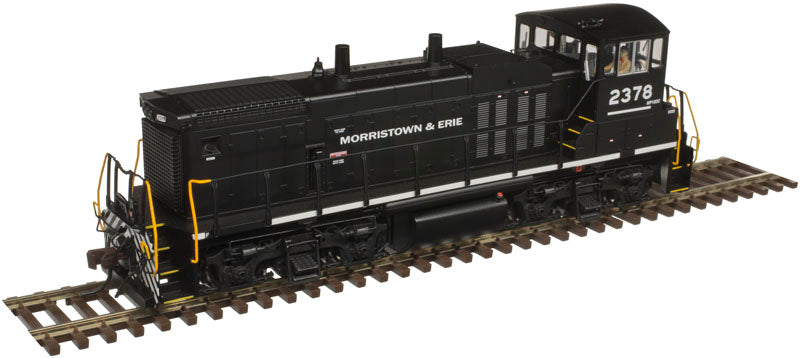 Atlas HO GOLD DCC/LokSound MP15DC M&E #2354