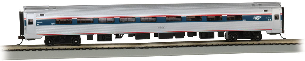Bachmann HO AMFLEET® I COACH (lighted interior & marker lights) - COACHCLASS PHASE VI #82803
