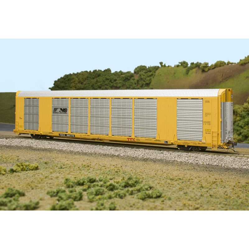 Atlas HO Gunderson MULTI-MAX Auto Rack Norfolk Southern [TOCX] #697842