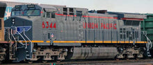 Load image into Gallery viewer, Athearn HO AC4400CW UP Grey Ghost #6344 DCC Ready