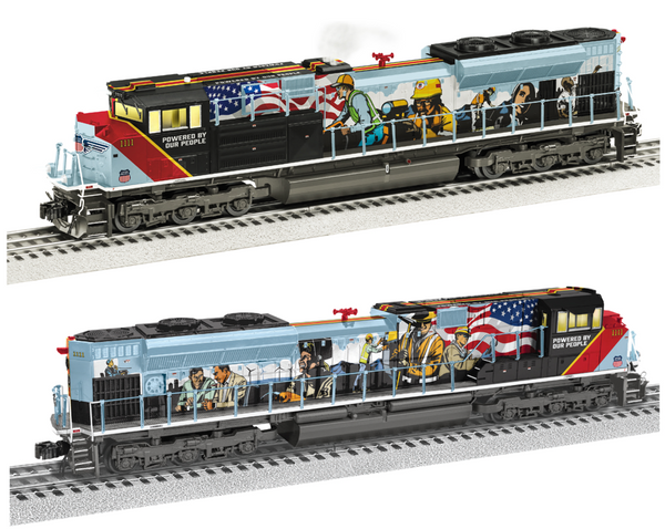 Lionel O UNION PACIFIC SD70 #1111 (UNCATALOGUED)