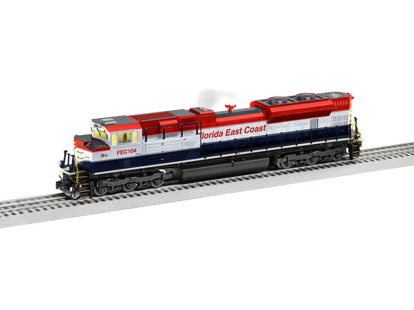 Lionel O FLORIDA EAST COAST LEGACY SD70M-2 #104