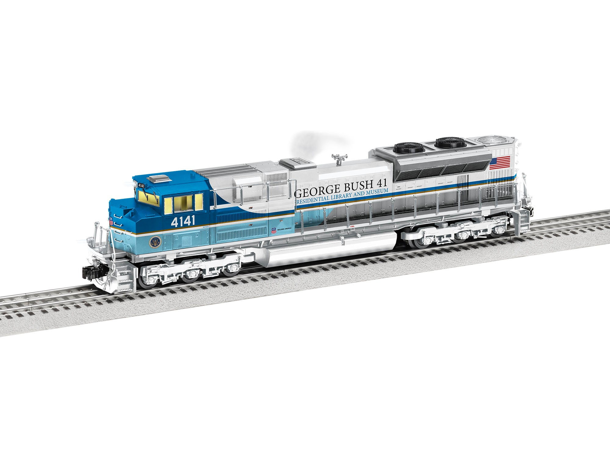 Lionel O UNION PACIFIC LEGACY SD70ACE 4141