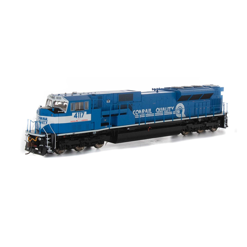 Athearn Genesis HO SD80MAC w/DCC & Sound, CR #4117