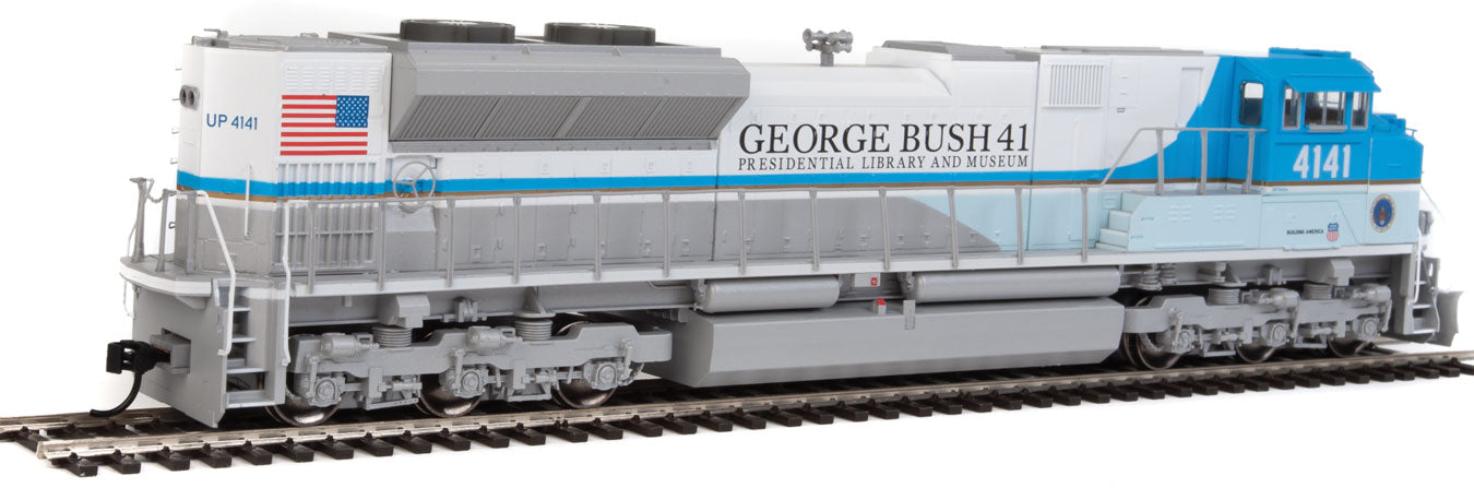 Walthers Mainline Union Pacific 4141 George H. W. Bush SD70Ace ESU DCC/Sound
