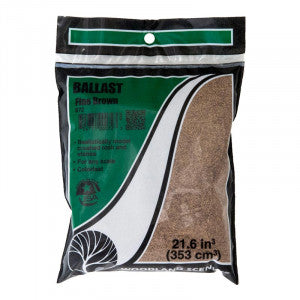 BROWN FINE BALLAST Bag - 21.6 in3 (353 cm3)