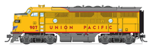 Load image into Gallery viewer, Broadway Limited HO 4836 EMD F3A, UP 907, Streamliner Scheme, Paragon3 Sound/DC/DCC