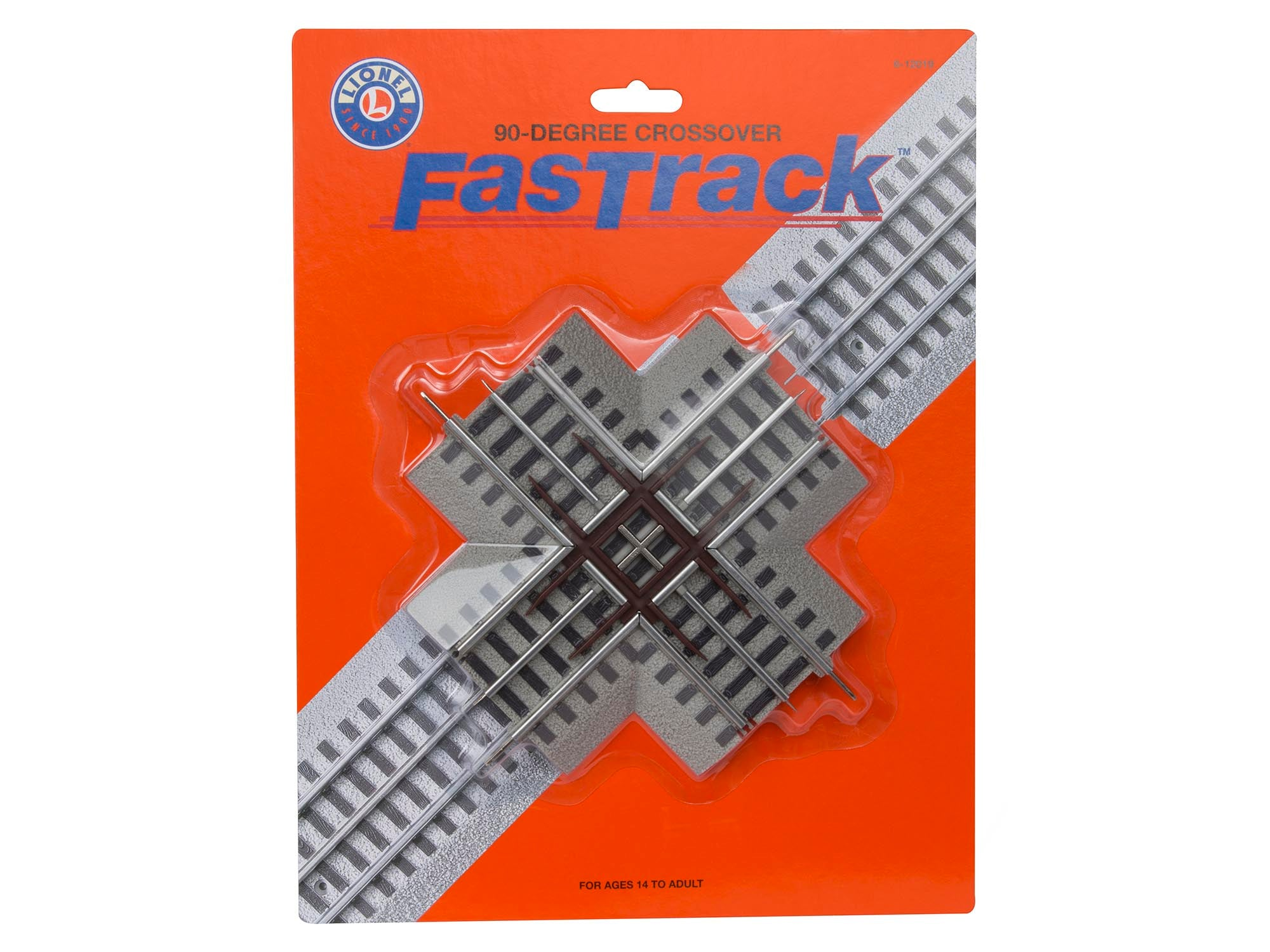 Lionel  6-12019 FASTRACK 90-DEGREE CROSSOVER