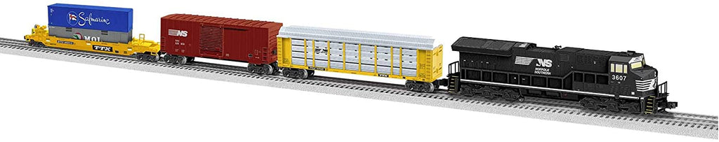 Lionel Norfolk Southern Tier 4 Set with Bluetooth