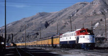 Load image into Gallery viewer, Walthers Proto HO EMD E9A UP #951 Preamble Express (Union Pacific) with LokSound 5