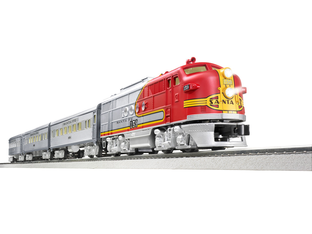 Lionel Santa Fe Super Chief LionChief Set with Bluetooth