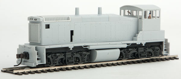 Atlas HO GOLD EMD MP15DC Standard Hood with Sound and DCC (Undecorated)