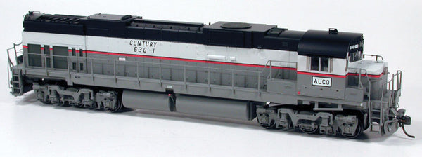 Bowser HO Alco C636 w/LokSound & DCC - Executive Line -Alco #636-2 Demonstrator