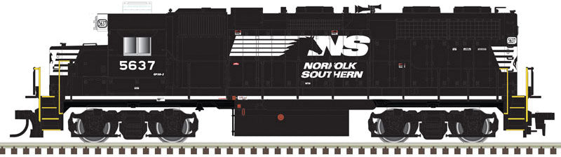 Atlas HO EMD GP38 Low Nose Norfolk Southern #5634 - LokSound  DCC