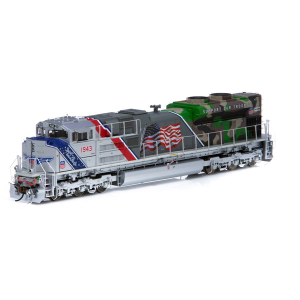 Athearn Genesis HO SD70ACe DCC Ready, UP/Spirit of UP #1943