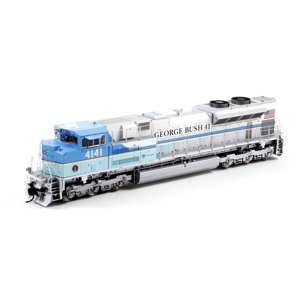 Athearn Genesis HO SD70ACe w/DCC & Sound, UP/George HW Bush #4141