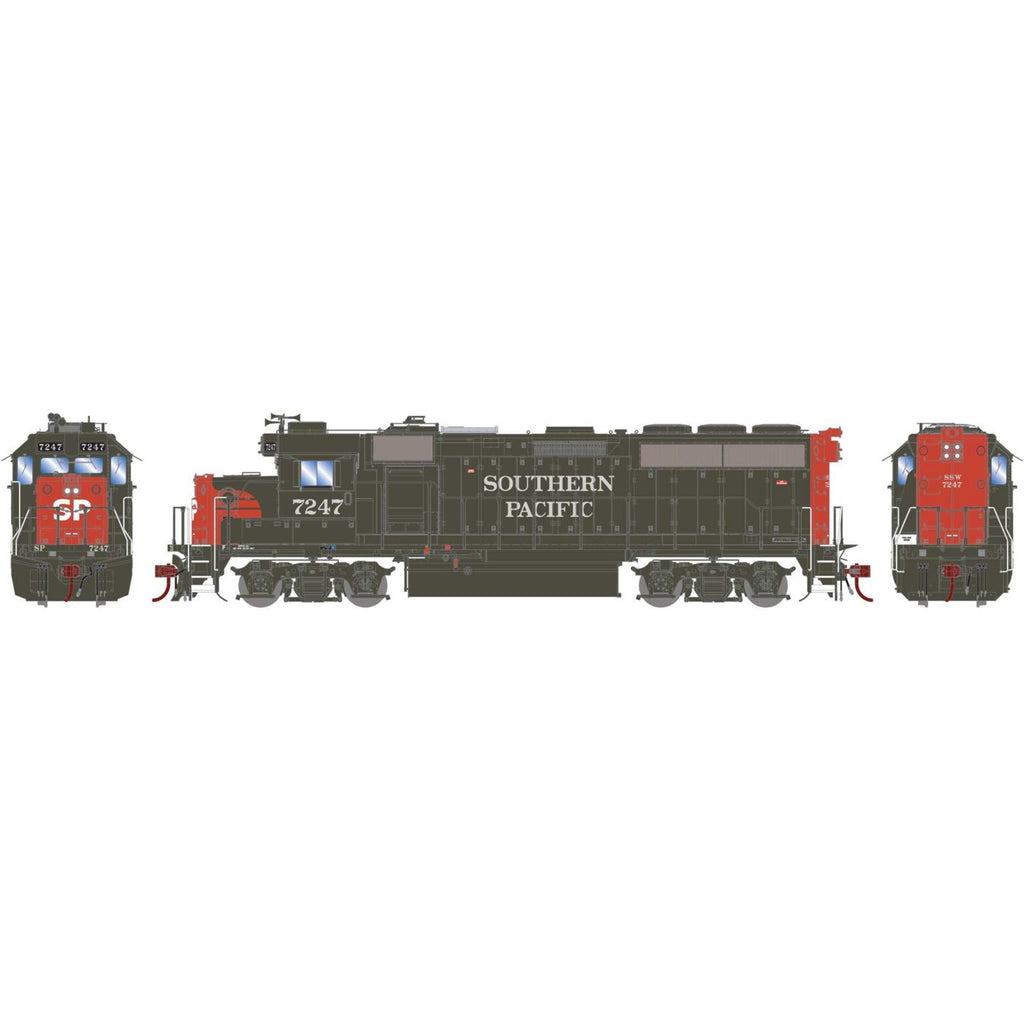 Athearn Genesis HO GP40-2 with DCC & Sound SP #7247
