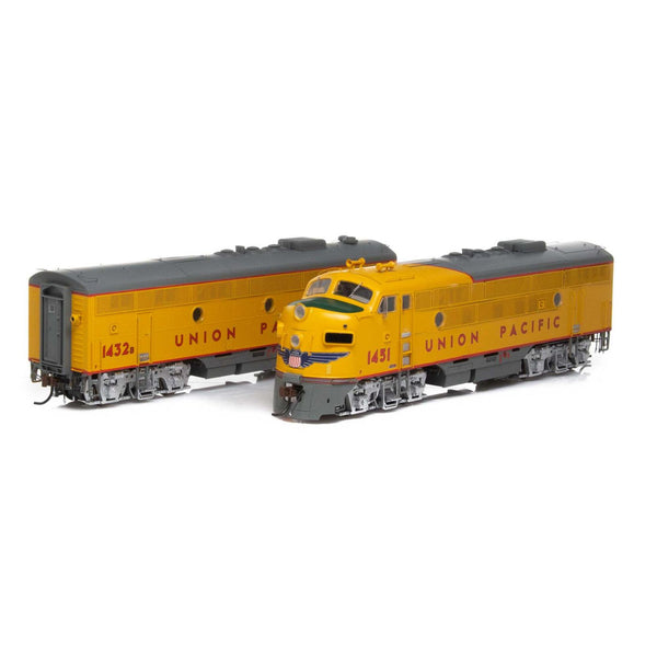 Athearn Genesis HO F3A F3B UP Passenger #1451 #1432B DCC Ready ATHG22754