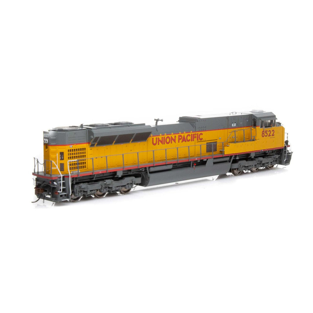 Athearn Genesis HO G2 SD90MAC-H Phase II with DCC & Sound, UP #8522