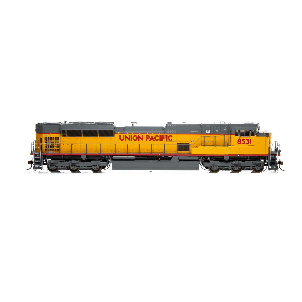 Athearn Genesis HO G2 SD90MAC-H Phase II with DCC & Sound, UP #8531