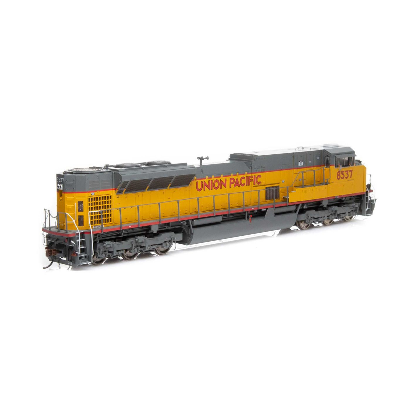 Athearn Genesis HO G2 SD90MAC-H Phase II with DCC & Sound, UP #8537