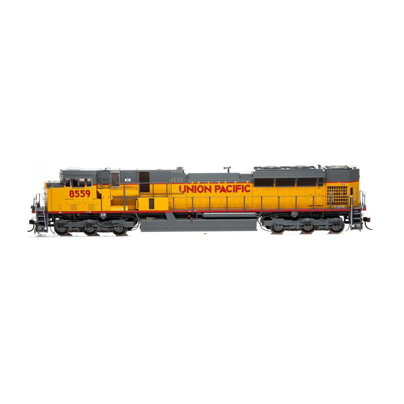 Athearn Genesis HO G2 SD90MAC-H Phase II with DCC & Sound, UP #8559