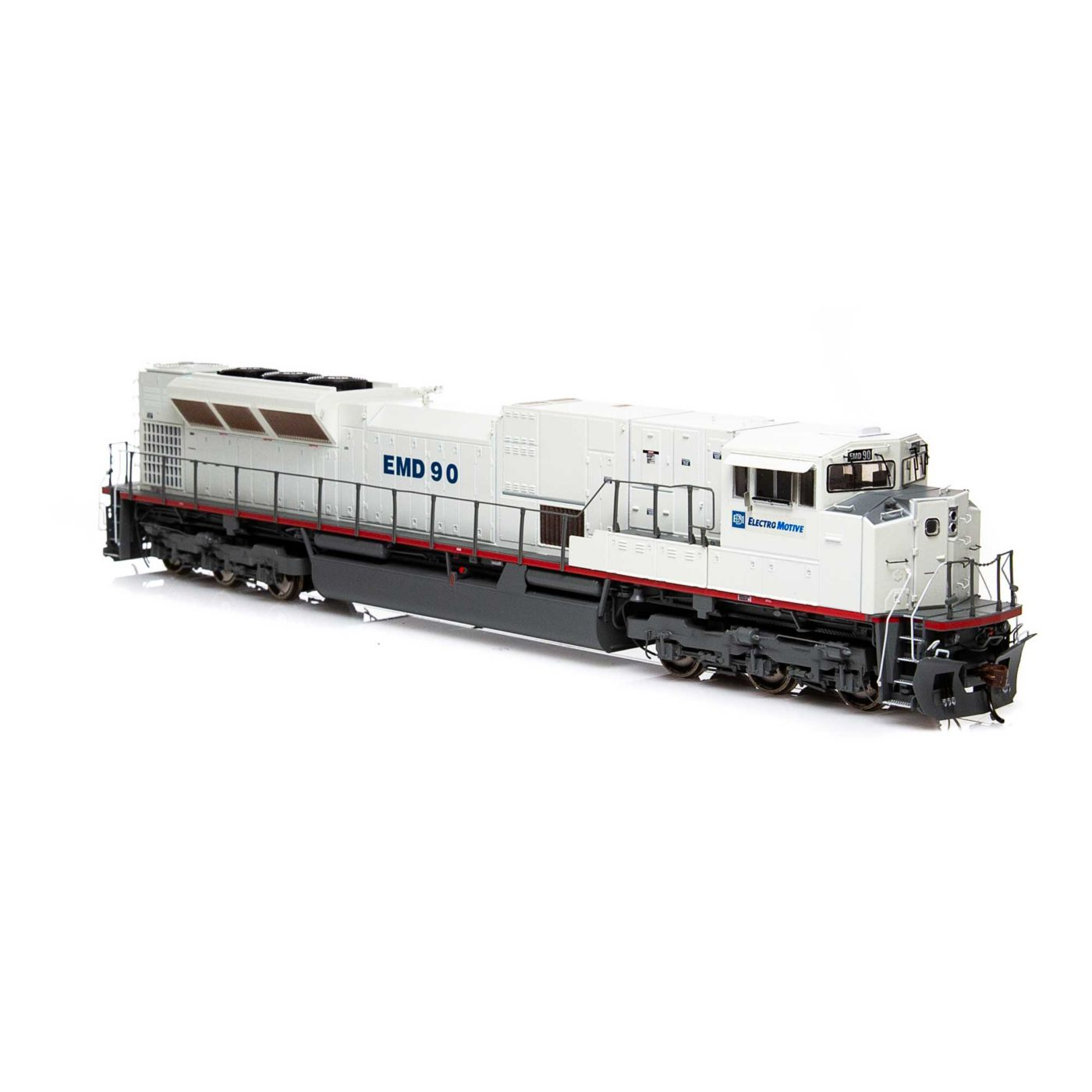 Athearn Genesis HO G2 SD90MAC-H Phase II with DCC & Sound EMDX #90