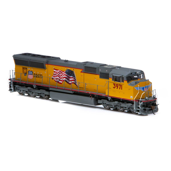 Athearn Genesis HO SD70M Union Pacific UP #3971 DCC Ready ATHG69513