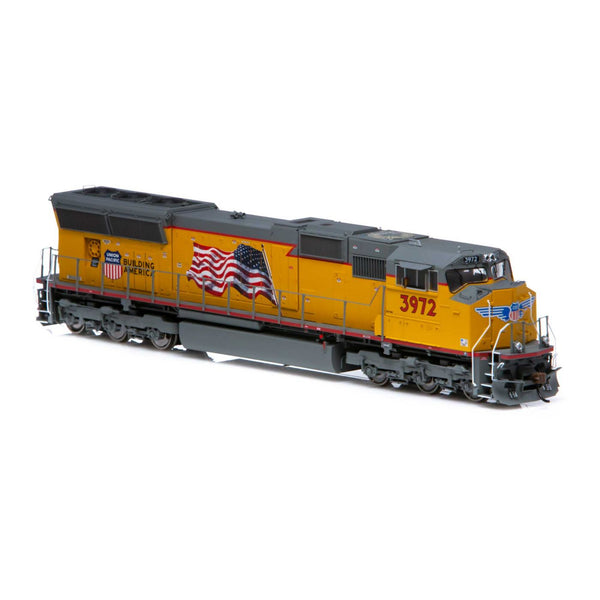 Athearn Genesis HO SD70M Union Pacific UP #3972 DCC Ready ATHG69514