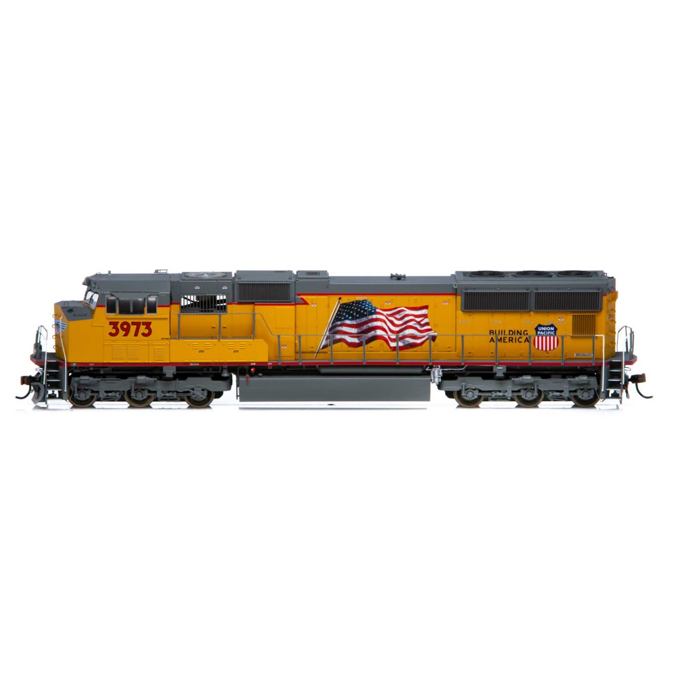 Athearn Genesis HO SD70M Union Pacific UP #3973 DCC Ready ATHG69515