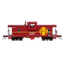 Load image into Gallery viewer, Athearn Genesis HO ICC ATSF #999705 Caboose with DCC-Lights & Sound