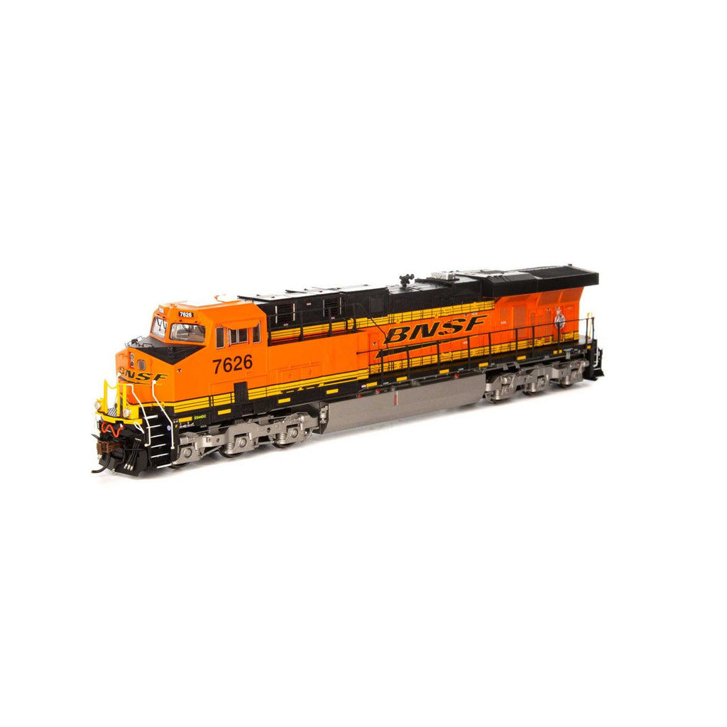 Athearn Genesis HO ES44DC with DCC & Sound BNSF H2