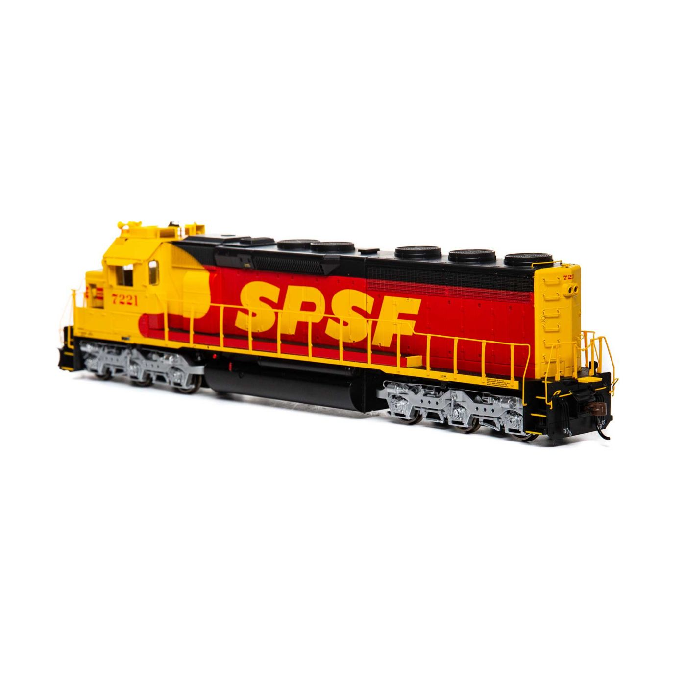 Athearn Genesis HO SD45-2 with DCC & Sound SPSF #7221