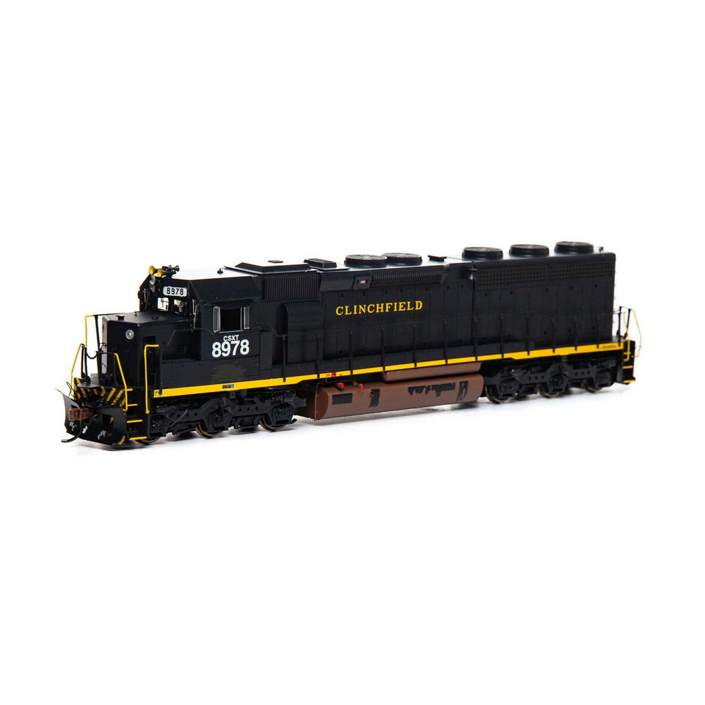 Athearn Genesis HO SD45-2 with DCC Ready CSX ex CRR #8978