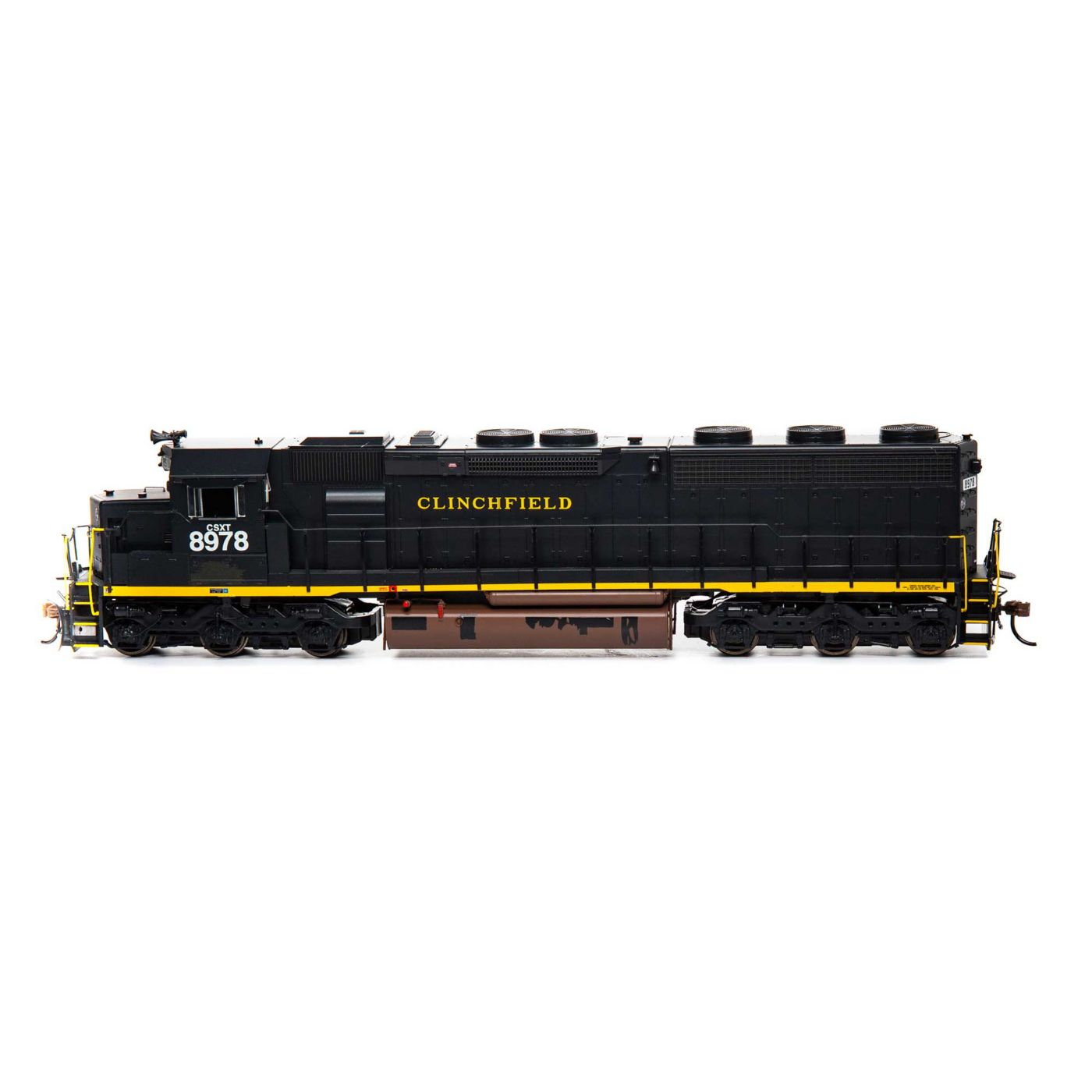 Athearn Genesis HO SD45-2 with DCC & Sound CSX ex CRR #8978