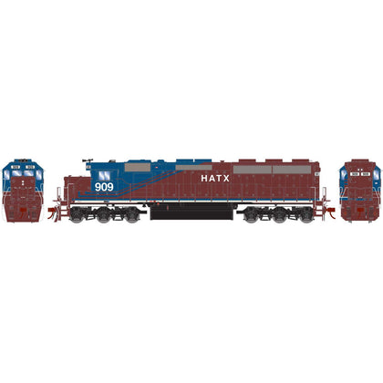 Athearn Genesis HO SD45-2 with DCC Ready HATX #909